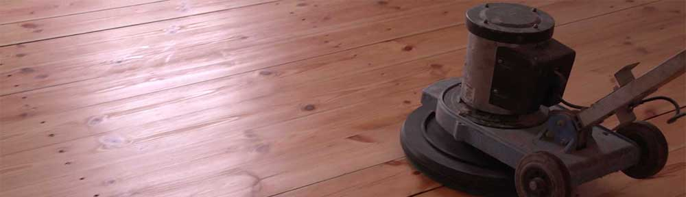 How to renovate a wooden floor